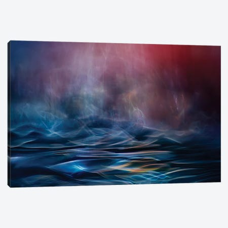 Untitled IV 3-Piece Canvas #OXM84} by Willy Marthinussen Canvas Wall Art