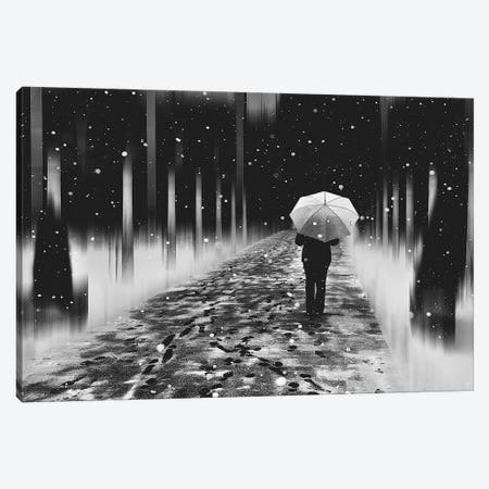 Undercover Canvas Print #OXM87} by Samanta Canvas Artwork