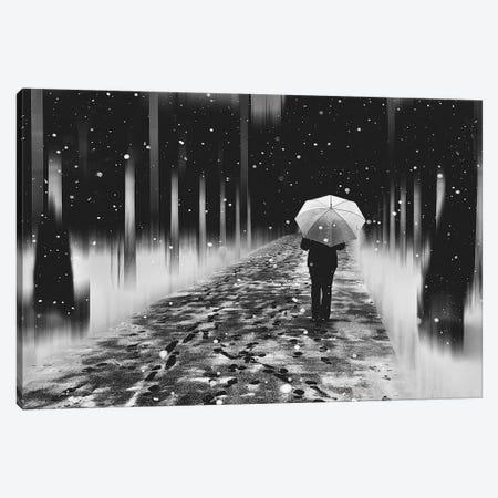 Undercover Canvas Print #OXM87} by Samanta Canvas Artwork
