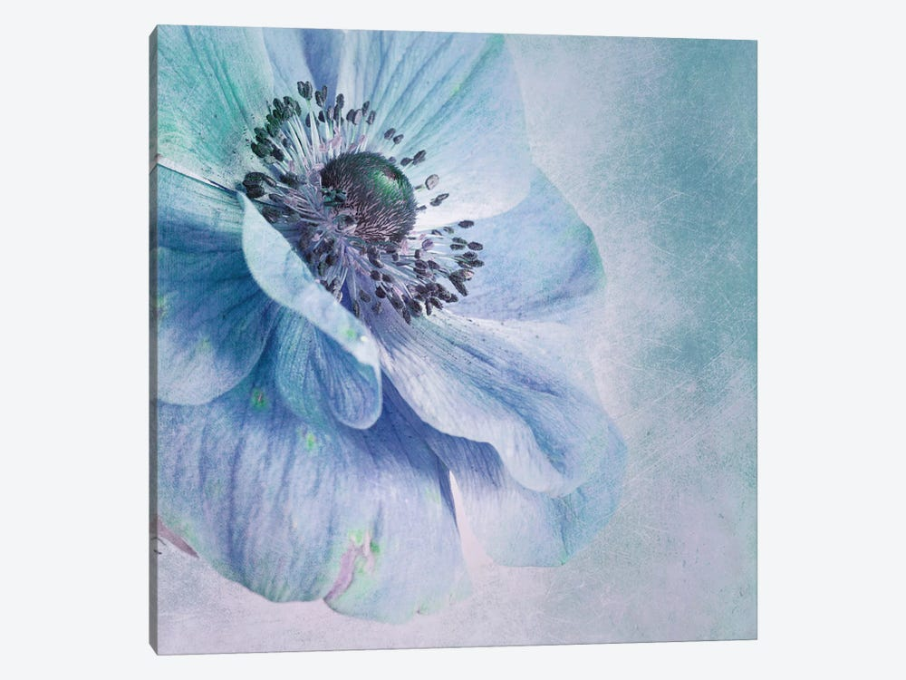 Shades Of Blue 1-piece Canvas Art