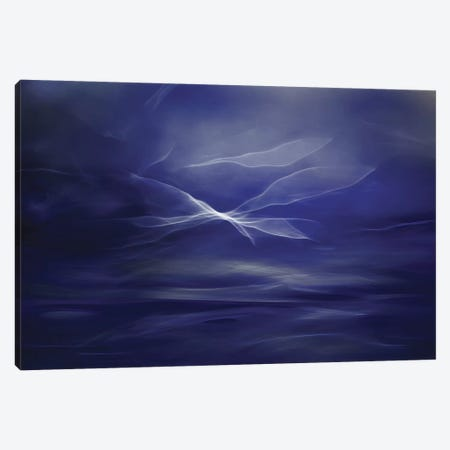 Flight Of The Fairies Canvas Print #OXM93} by Willy Marthinussen Canvas Art