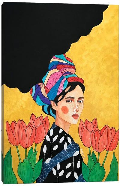 While You Are Still Pretty Canvas Art Print