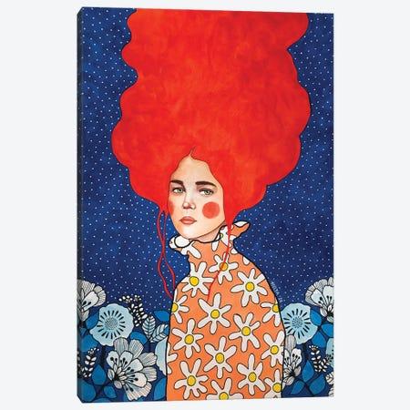 I've Been Lost I've Been Found Canvas Print #OZD123} by Hülya Özdemir Canvas Art Print