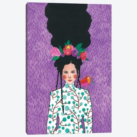 I Heard You Say Canvas Print #OZD15} by Hülya Özdemir Canvas Print