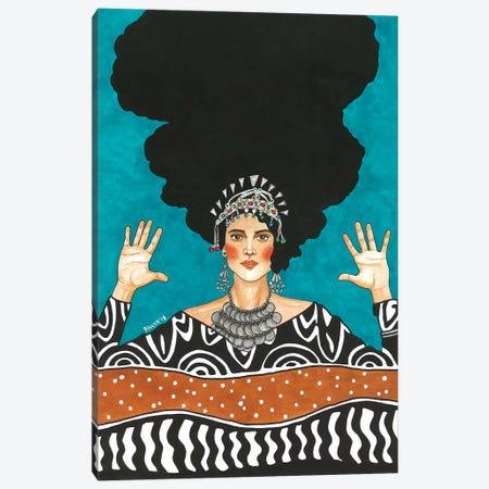 Shecharhoret Canvas Print #OZD46} by Hülya Özdemir Canvas Art