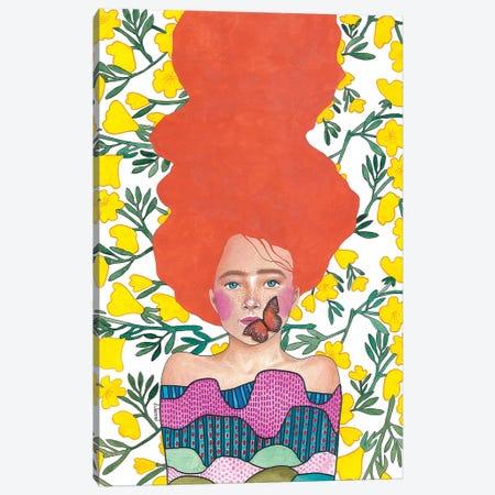 We Are Free Canvas Print #OZD58} by Hülya Özdemir Canvas Artwork