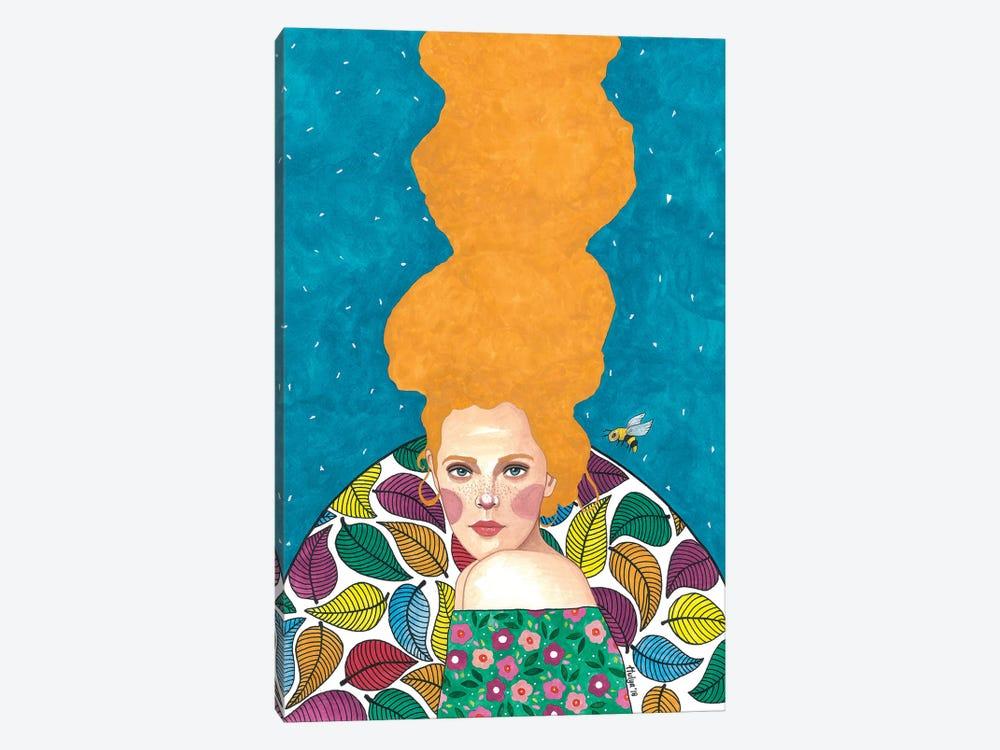 Beautiful Stranger by Hülya Özdemir 1-piece Canvas Wall Art