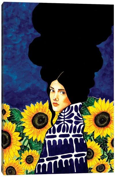 Come Across Canvas Art Print