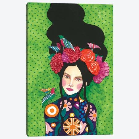 Best Kept Secret Canvas Print #OZD6} by Hülya Özdemir Canvas Artwork