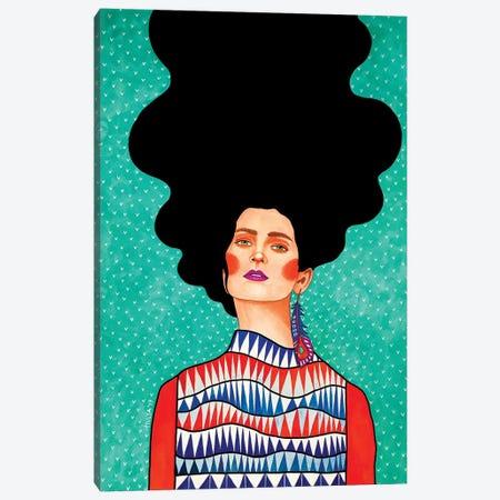 Beyond Me Canvas Print #OZD80} by Hülya Özdemir Art Print