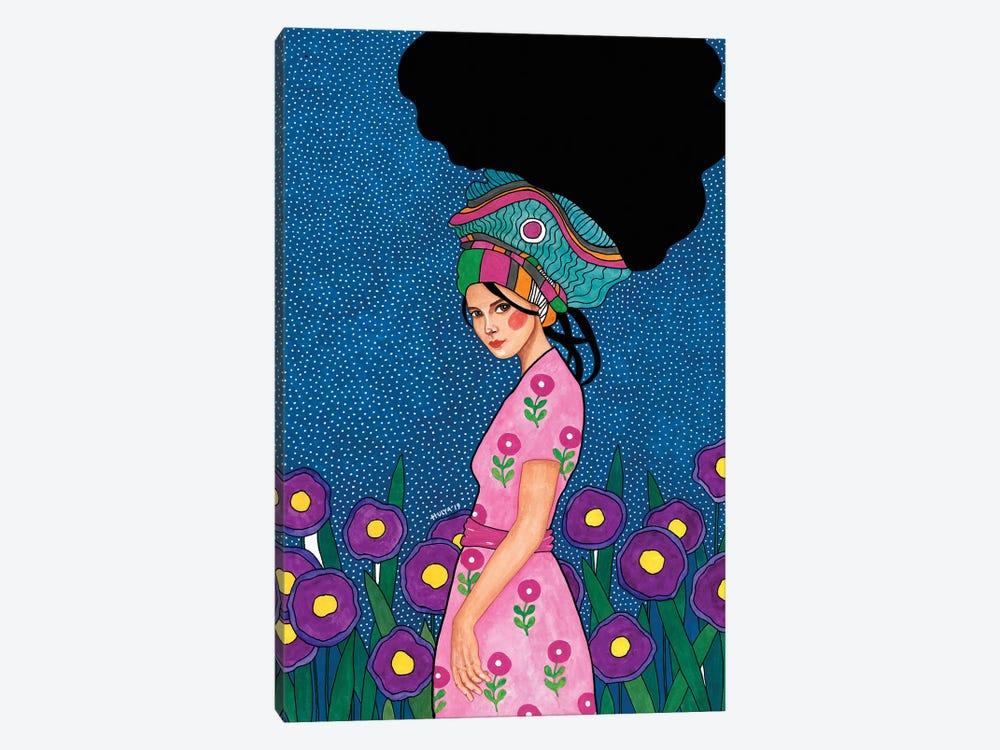 In A Corner Of My Mind by Hülya Özdemir 1-piece Art Print