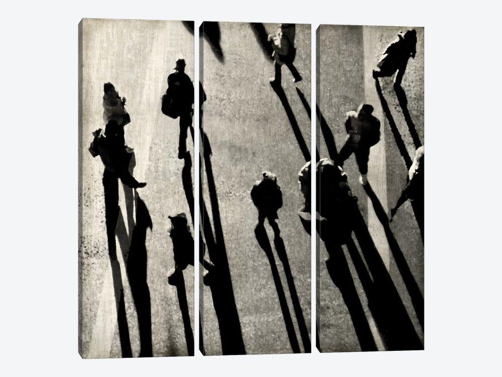 Pedestrian I by Paul English 3-piece Canvas Art