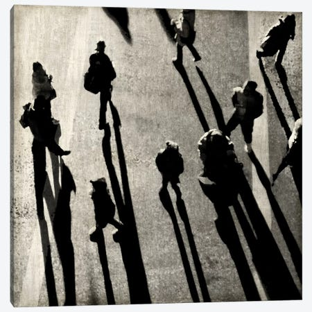 Pedestrian I Canvas Print #PAE1} by Paul English Canvas Art