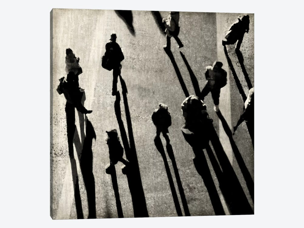 Pedestrian I 1-piece Canvas Artwork
