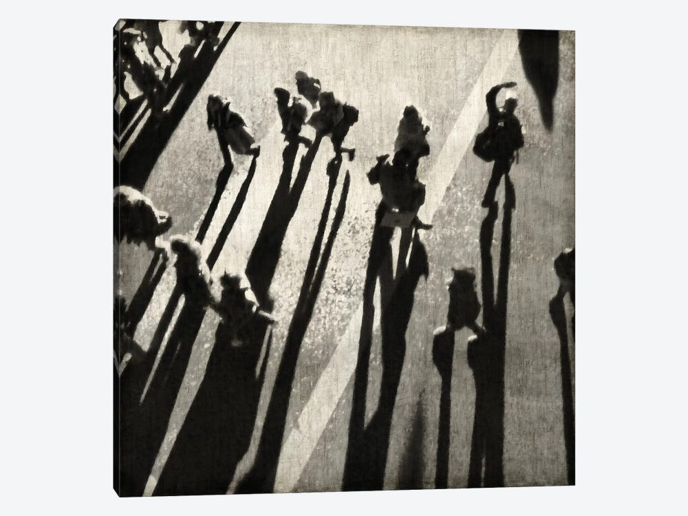 Pedestrian II by Paul English 1-piece Art Print