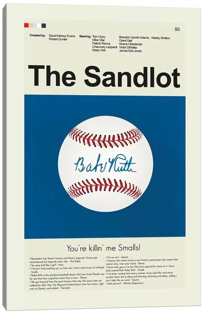 The Sandlot Canvas Art Print