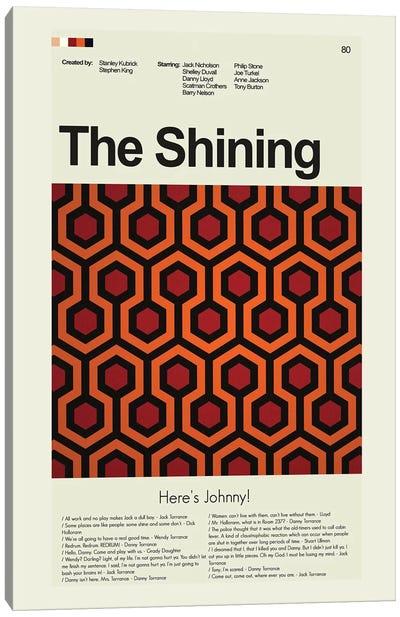 The Shining Canvas Art Print