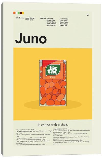 Juno Canvas Art Print