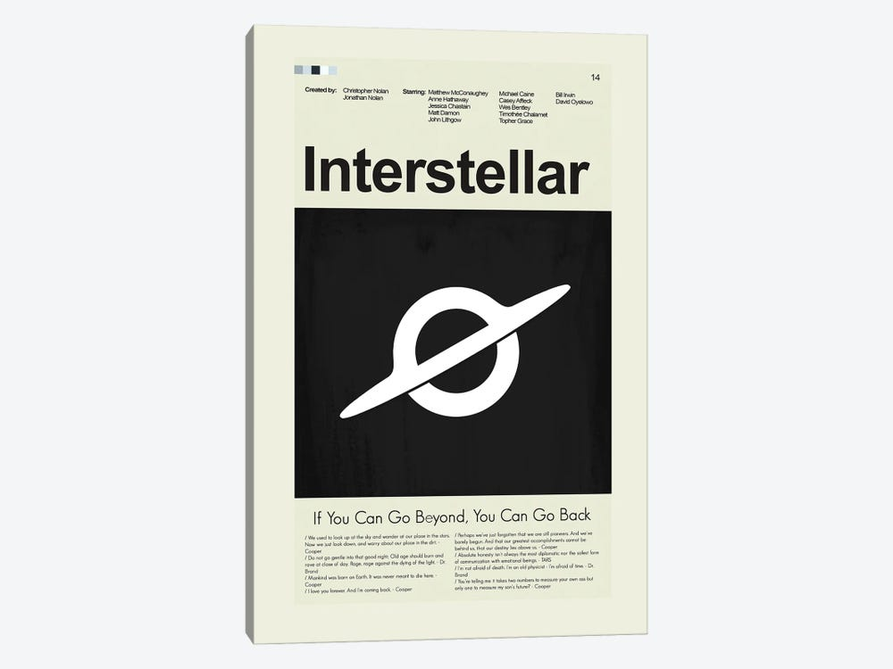 Interstella by Prints and Giggles by Erin Hagerman 1-piece Art Print