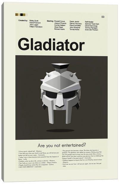 Gladiator Canvas Art Print