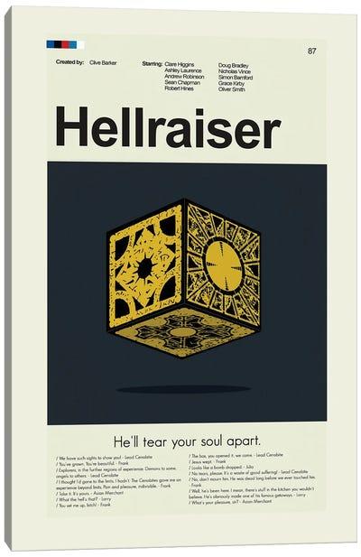 Hellraiser Canvas Art Print
