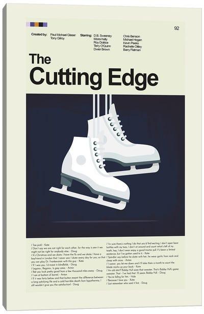 The Cutting Edge Canvas Art Print