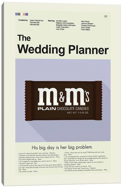 The Wedding Planner Canvas Art Print