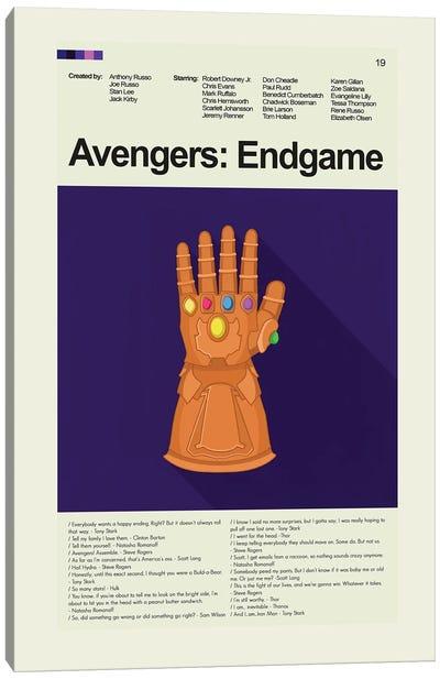 Avengers: Endgame Canvas Art Print