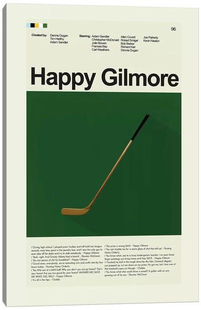Happy Gilmore Canvas Art Print