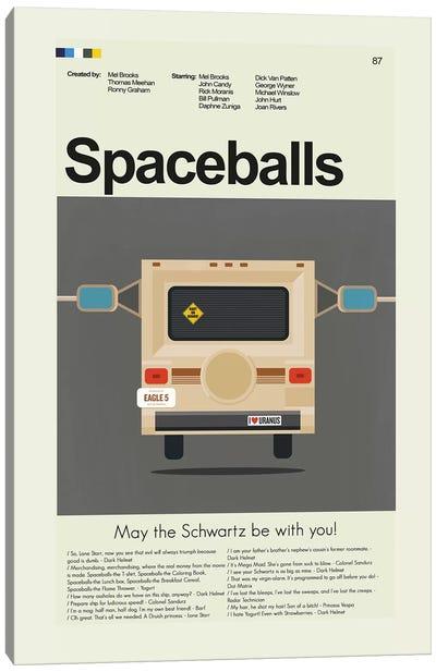 Spaceballs Canvas Art Print