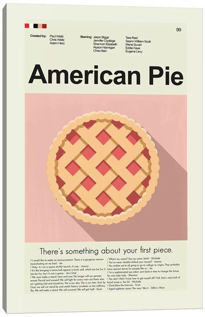 American Pie Canvas Art Print