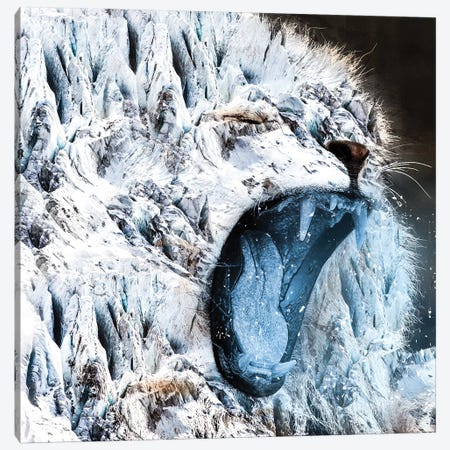 Frozen Canvas Print #PAH14} by Paul Haag Canvas Artwork