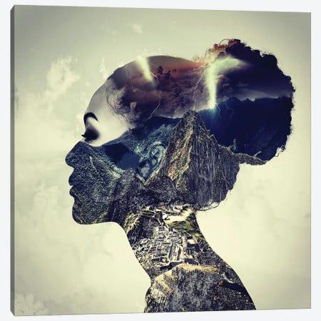 Headache Canvas Print #PAH16} by Paul Haag Canvas Wall Art