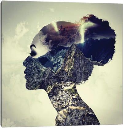 Headache Canvas Art Print