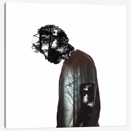 Tree Man Canvas Print #PAH47} by Paul Haag Canvas Print