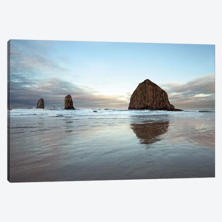 Perfect Calm Canvas Print #PAL14} by Janel Pahl Canvas Wall Art