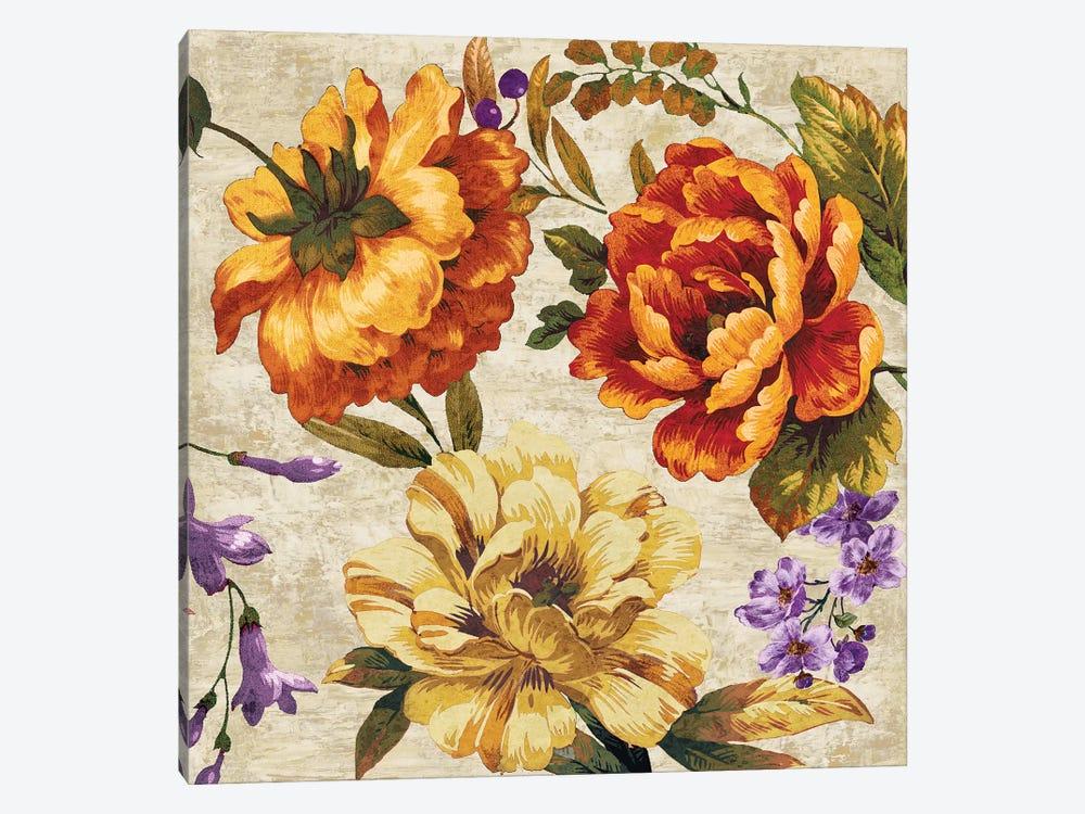 Brilliant Bloom II by Pamela Davis 1-piece Canvas Art Print