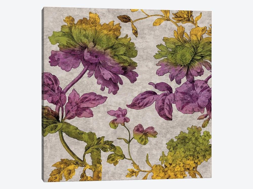 Full Bloom II by Pamela Davis 1-piece Canvas Artwork