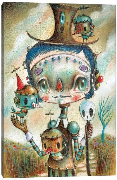 I'm Your Nest Canvas Art Print