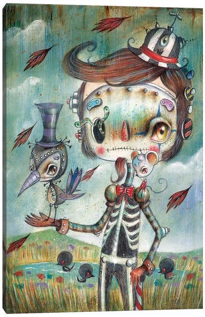 1B Canvas Art Print