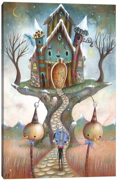 Welcome To My Kingdom Canvas Art Print