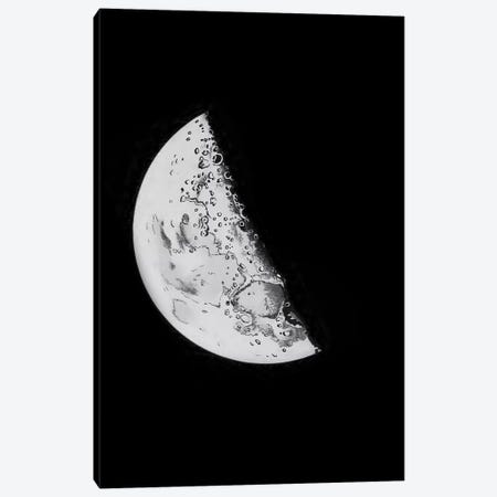 Phases Of The Moon III 3-Piece Canvas #PAT103} by PatentPrintStore Art Print