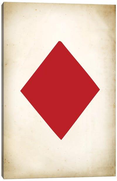 Card IV: Diamond Canvas Art Print