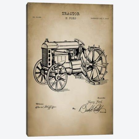 Farm VI Canvas Print #PAT44} by PatentPrintStore Canvas Print