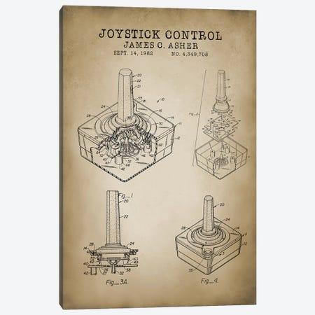 Atari I Canvas Print #PAT5} by PatentPrintStore Art Print