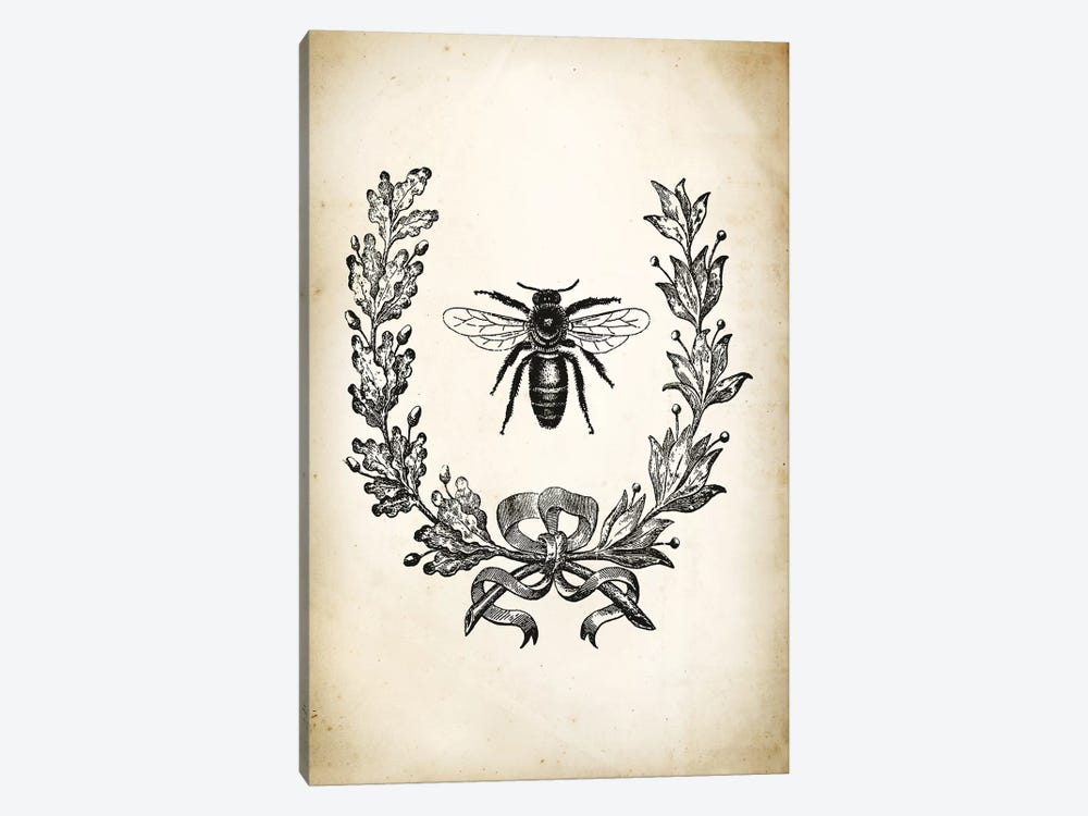 Bee by PatentPrintStore 1-piece Canvas Artwork