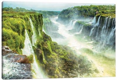 Iguazu Falls XIX Canvas Print #PAU10