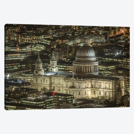 St. Paul's Cathedral, London I Canvas Print #PAU110} by Mark Paulda Canvas Print