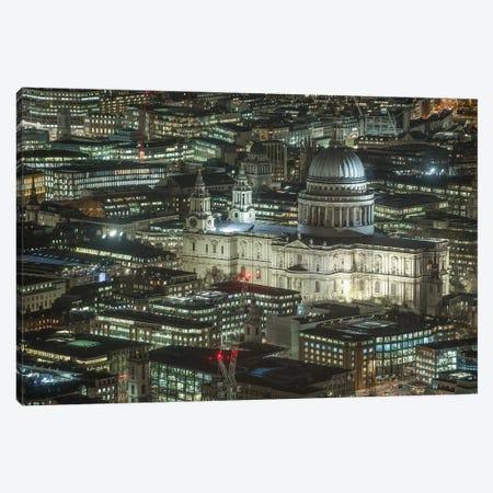 St. Paul's Cathedral, London II Canvas Print #PAU111} by Mark Paulda Canvas Print