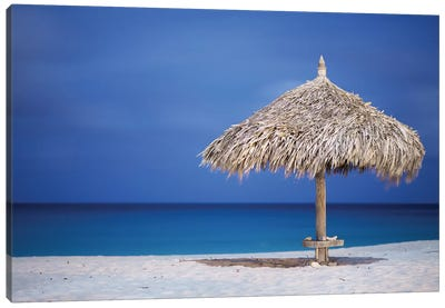 Aruba Canvas Art Print